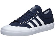 Adidas Matchcourt ADV Canvas Shoes Navy/White/Gum