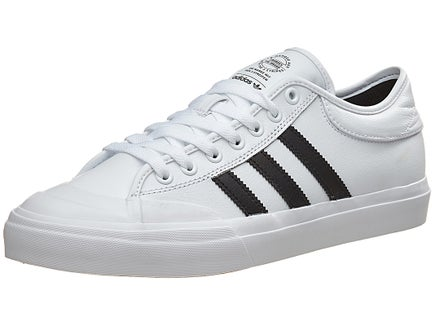 Adidas Matchcourt ADV Leather Shoes White/Black/Gum