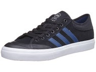 Adidas Matchcourt ADV Shoes Black/Mystery Blue/White