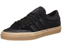 Adidas Matchcourt ADV Shoes Black/Black/Gum