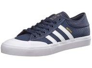 Adidas Nestor Judkins Matchcourt Shoes Navy/White/White