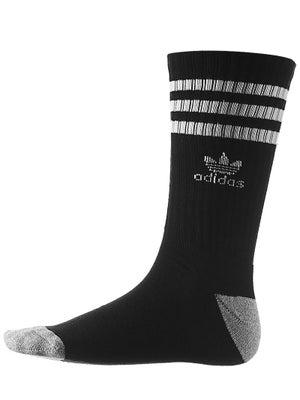 Adidas Roller Crew Socks Black/White