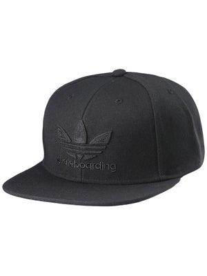 Adidas Skateboarding Snapback Black/Black