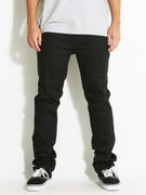Altamont Davis Slim Chino Pants  Black