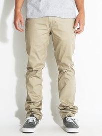 Altamont Davis Slim Chino Pants Khaki