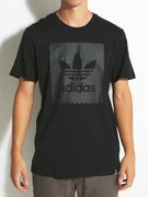 Adidas Solid Logo Fill T-Shirt