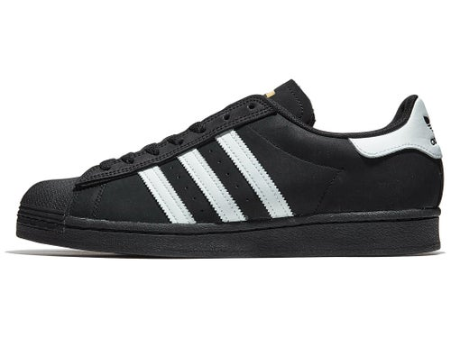 brillante n color los recién llegados amplia selección Adidas Superstar Shoes Black/White/Gold - Skate Warehouse