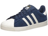 Adidas Superstar Vulc ADV Shoes Navy/Cream/Navy