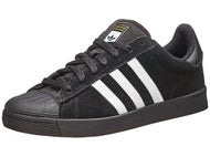 Adidas Superstar Vulc ADV Shoes Black/White/Black