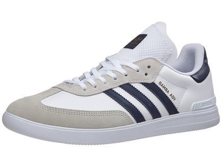 ... discount code for adidas samba adv shoes white navy gold c20d6 b501a ... 05a484d06