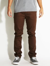 Altamont Davis Slim Chino Pants Brown