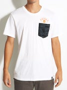 Adidas Triple Lock Pocket T-Shirt