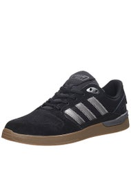 Adidas ZX Vulc Shoes Black/Iron/Gum