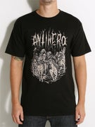 Anti Hero 4 Horsemen T-Shirt