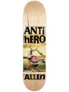 Anti Hero Allen Carnival Asst Veneer Deck 8.06 x 32