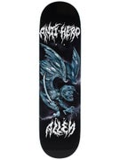 Anti Hero Allen Jef Whitehead Deck 8.5 x 32.5