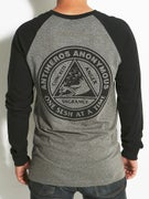 Anti Hero AAH Longsleeve Raglan T-Shirt