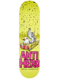 Anti Hero Brian Anderson LG Deck 8.25 x 32