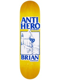 Anti Hero Brian Anderson Lance Art Deck 8.18 x 31.85