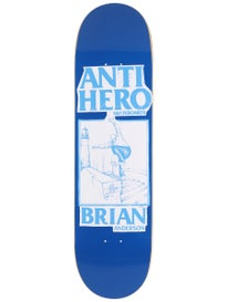 Anti Hero Brian Anderson Lance Art Deck 8.38 x 32.25