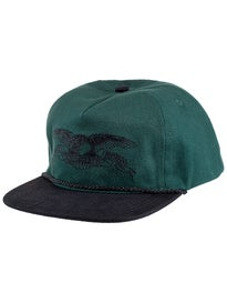 Anti Hero Basic Eagle Snapback Hat
