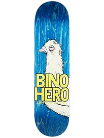 Anti Hero Bino Hero Deck 8.43 x 33