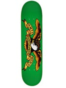 Anti Hero Classic Eagle Green MD Deck  7.81 x 31.75