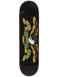 Anti Hero Classic Eagle LG Black Deck  8.125 x 32