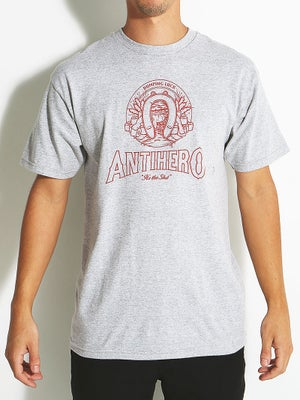 Anti Hero Dumping Luck Tee Athletic Heather SM