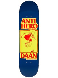 Anti Hero Daan Lance 2 Deck 8.12 x 31.25