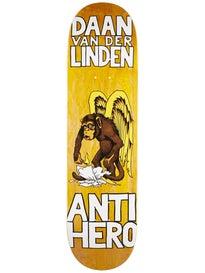 Anti Hero Daan Van Der Linden LG Deck 8.25 x 32.2