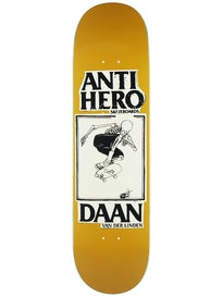 Anti Hero Daan Lance Mountain Guest Deck 8.25 x 32