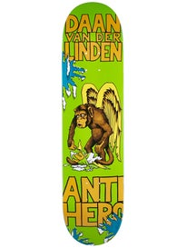 Anti Hero Daan Van Der Linden MD Deck 8.06 x 31.8