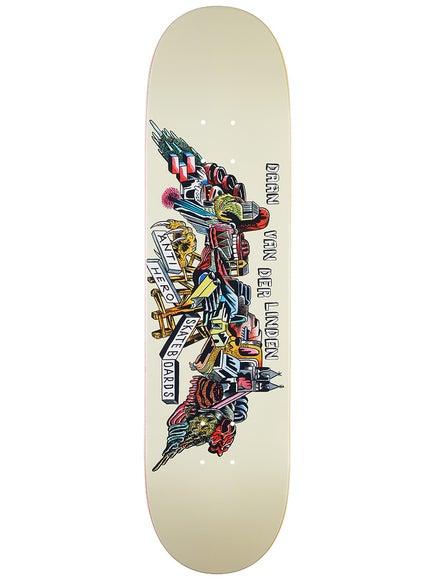 dc2b4394b1d Anti Hero Daan We Fly Deck 8.06 x 31.8