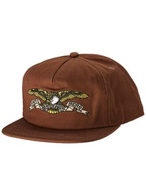 Anti Hero Eagle Unstructured 6 Panel Snapback Hat