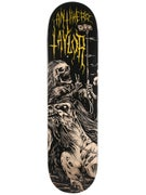 Anti Hero Taylor 4 Horsemen Deck 8.43 x 32.57