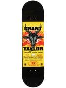 Anti Hero Taylor Short Fuse Deck 8.43 x 32.57