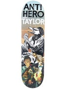 Anti Hero Taylor Wild Unknown LG Deck 8.5 x 32.18