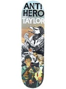 Anti Hero Taylor Wild Unknown MD Deck 8.25 x 32