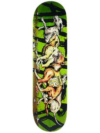 Anti Hero Cardiel Feral Deck 8.43 x 32.5