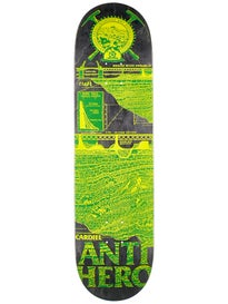 Anti Hero Cardiel Gnarchaeolgy Deck 8.5 x 32.5