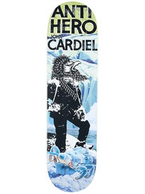 Anti Hero Cardiel Wild Unknown Deck 8.43 x 32.57