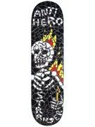 Anti Hero Stranger Santihero Deck 8.12 x 31.25