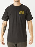 Anti Hero Lil Black Hero T-Shirt