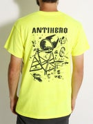 Anti Hero Makalassi Construction T-Shirt