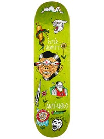 Anti Hero Hewitt Grape Dope Deck 8.25 x 32