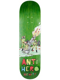 Anti Hero Hewitt Porous 2 Full Deck 8.75 x 32.75