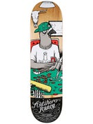 Anti Hero Raney Pokher Series Deck 8.25 x 32