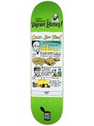 Anti Hero Beres Vagrant History Asst. Deck 8.28 x 31.7