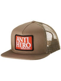 Anti Hero Reserve Patch Trucker Hat